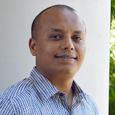 Ashok Das, Faculty, Department of Urban and Regional Planning, UH Mānoa